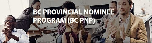Canadian Provinces with their PNP Invitation Websites