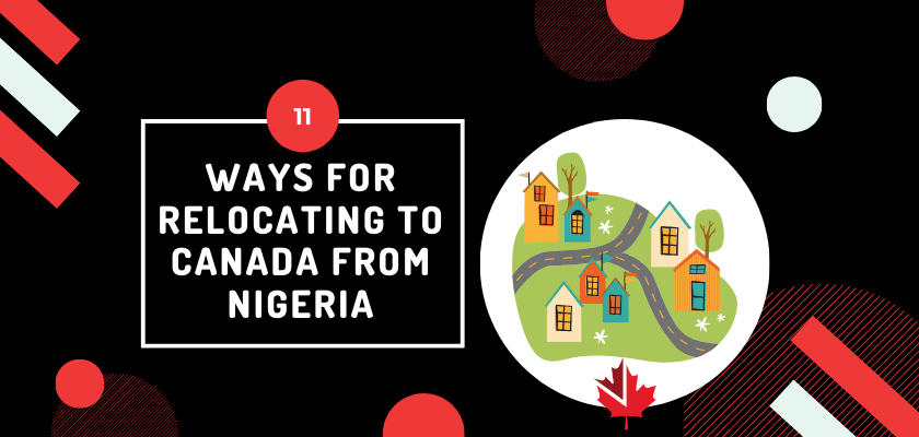 Relocating to Canada from Nigeria