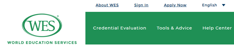 Evaluate your Credentials with Wes in Nig