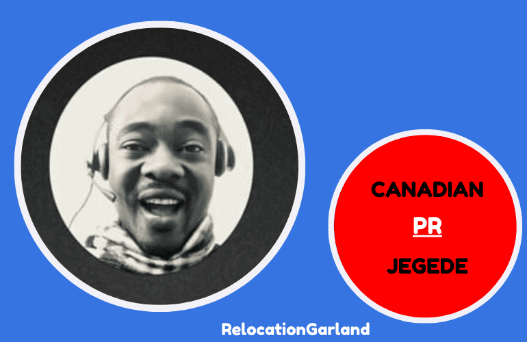 Victor Jegede Canada Blueprint