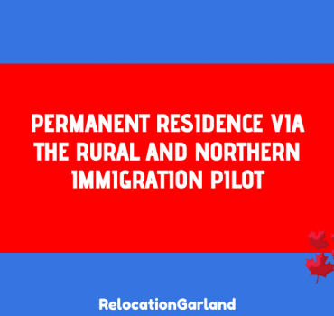 Rural and Northern Immigration Pilot for Nigerians in 2021