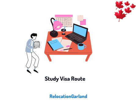 Relocate To Canada without IELTS from Nigeria with the Study Visa Route