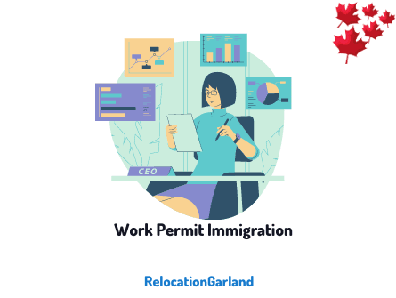 Relocation with Work Permit Immigration Program
